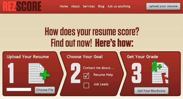 RezScore - Featured on StartUpLift