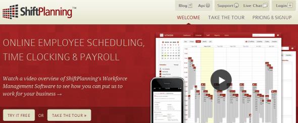ShiftPlanning-Featured on StartUpLift