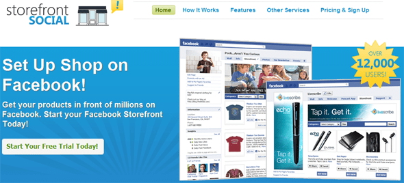 Storefront Social- Startup Featured on StartUpLift