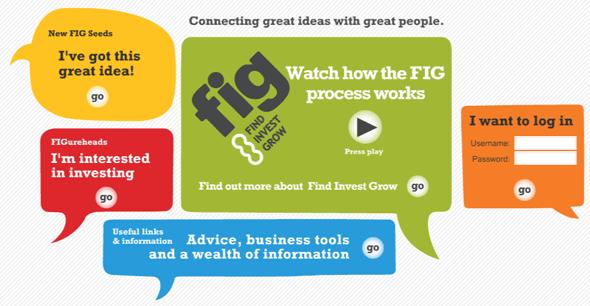 FIG - Find Invest Grow - StartUpLift