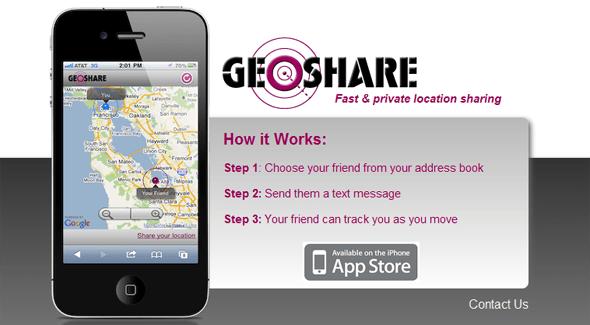geoshare - Startup Featured on Startuplift