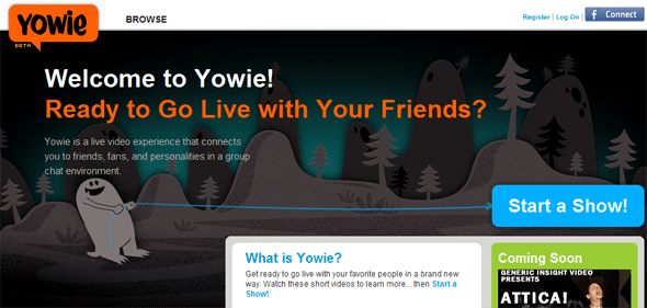 Yowie! - Startup Featured on StartUpLift