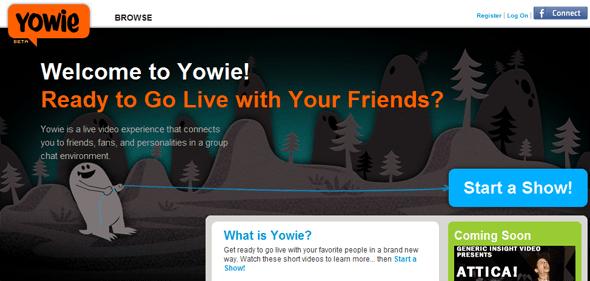 Yowie! - Startup Featured on StartUpLift