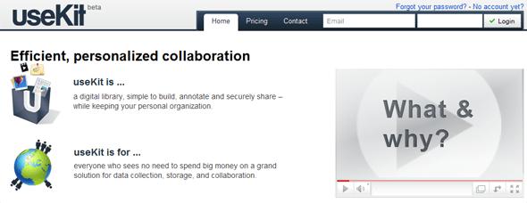 useKit - Startup Featured on StartUpLift