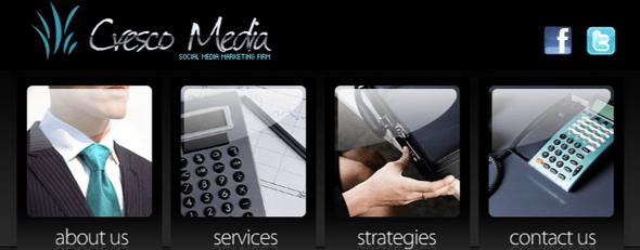 Cresco Media - StartUp featured on StartUpLift