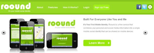 Roound - Startup Featured on StartUpLift