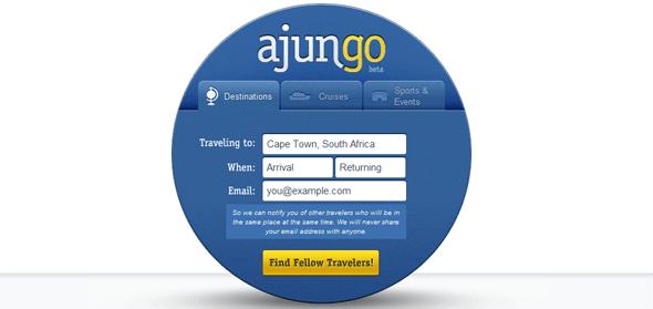 ajungo - startup featured on StartUpLift
