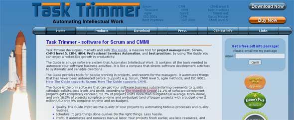 TaskTrimmer-Startup Featured on StartUplift