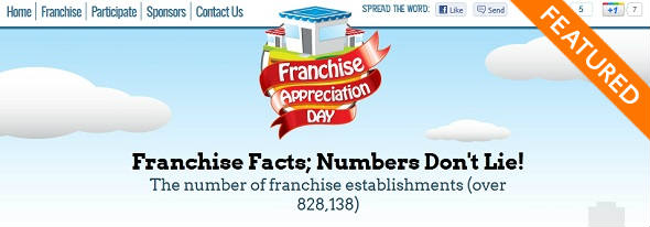 Franchise Appreciation Day - Startup Featured on StartUpLift