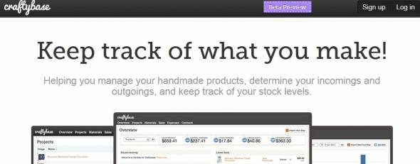 craftybase startup featured on StartUpLift