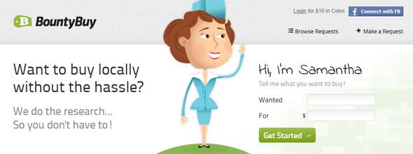 BountyBuy - Startup Featured on StartUpLift