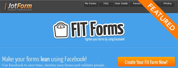 JotForm-FitForm-startup-Featured-on-StartUpLift