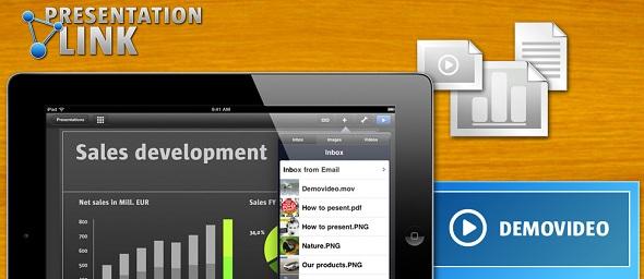presentation-link startup featured on StartUpLift
