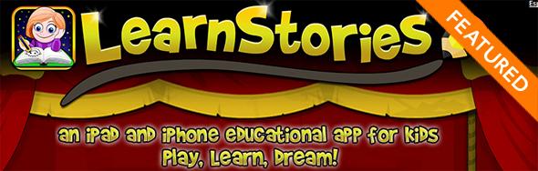 LearnStories startup Featured on StartUpLift