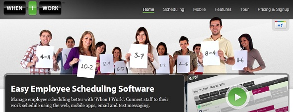 WhenIWork - startup Featured on StartUpLift