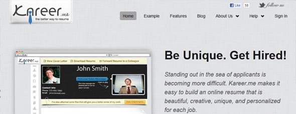 Kareer.me- startup featured on StartUpLift