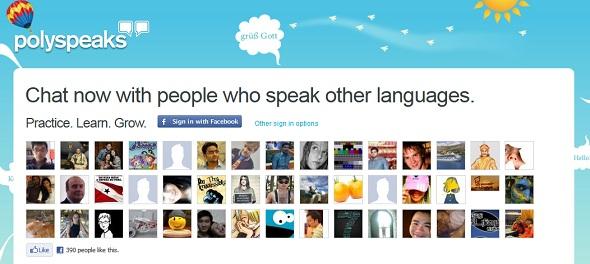 polyspeaks - startup featured on startUpLift for website feedback