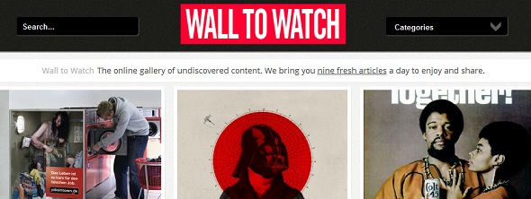 wall to watch - Startup Featured on StartUpLift for website feedback and startup feedback