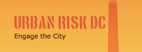 Urban Risk DC - startup featured on StartUpLift for website feedback and startup feedback