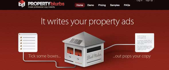 PropertyBlurb---startup-featured-on-StartUpLift-for-Startup-Feedback-and-Website-Feedback