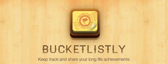 BucketListly- Startup Featured on StartUpLift for startup feedback and website feedback