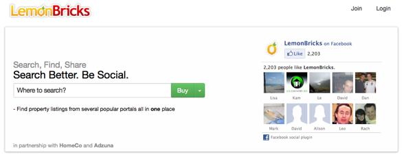 LemonBricks-startup-featured-on-StartUpLift-for-Startup-Feedback-and-Website-Feedback