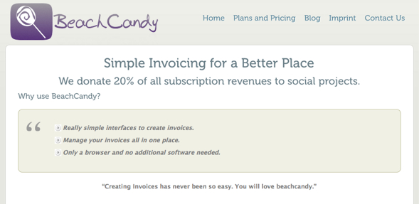 BeachCandy - startup-featured-on-StartUpLift-for-Startup-Feedback-and-Website-Feedback