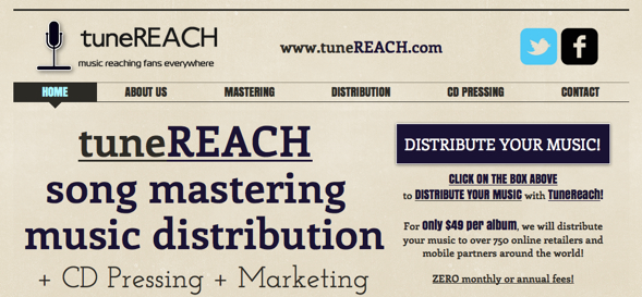tuneReach-startup-featured-on-StartUpLift-for-Startup-Feedback-and-Website-Feedback