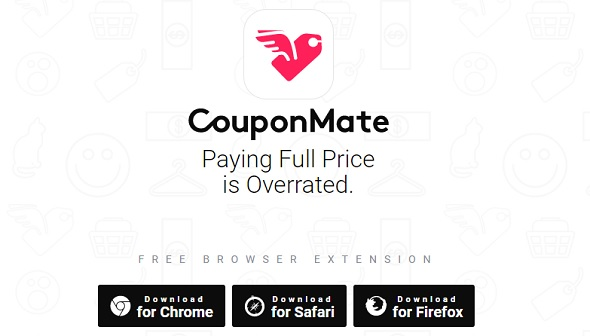 CouponMate - startup featured on StartUpLift