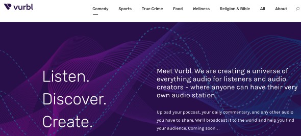 Vurbl - startup featured on StartUpLift