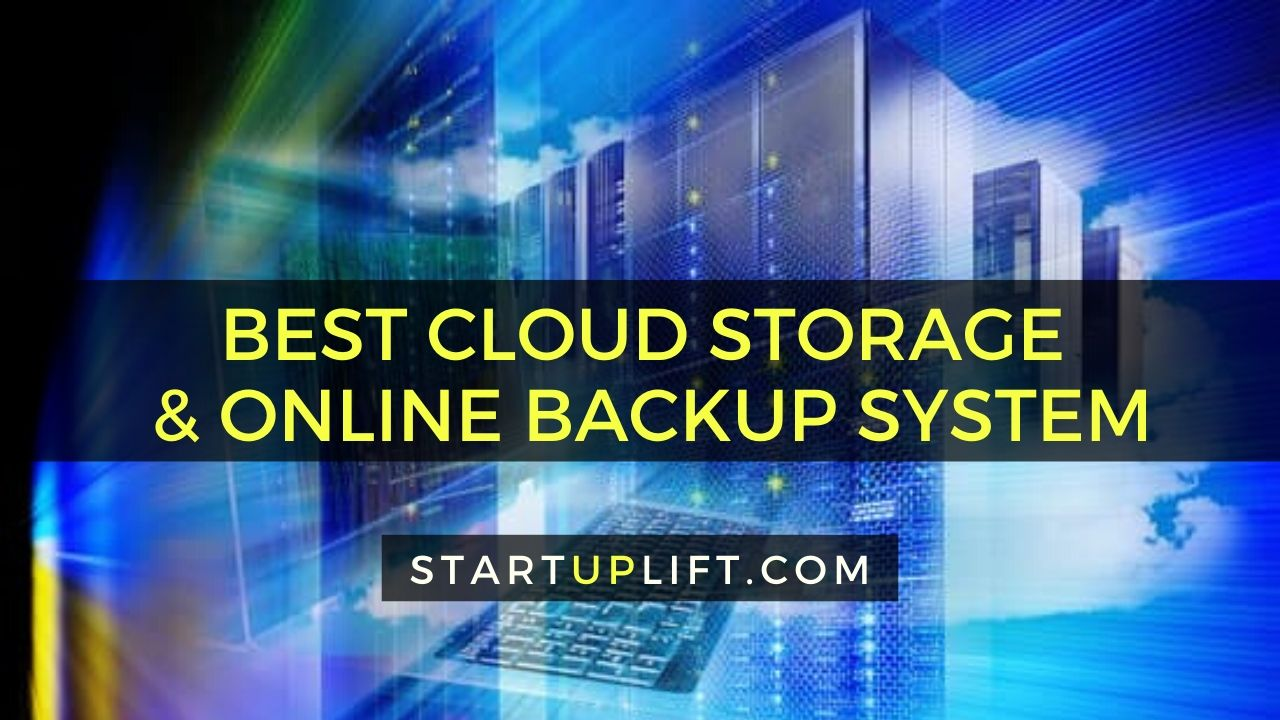 Best Cloud storage and Online Backup System
