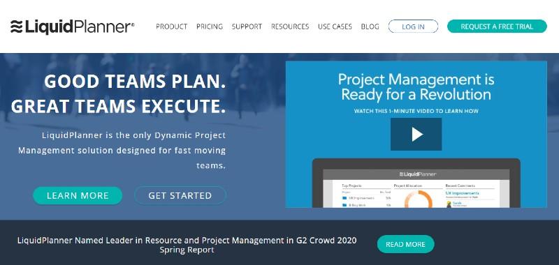 LiquidPlanner - Best Project Management Software