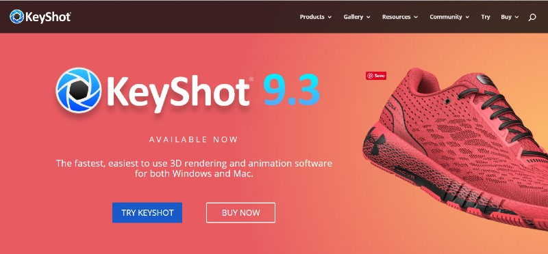 KeyShot - Best Animation Software for Beginners