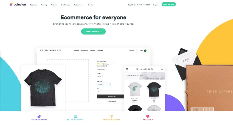Volusion - Best E-Commerce Website Builders