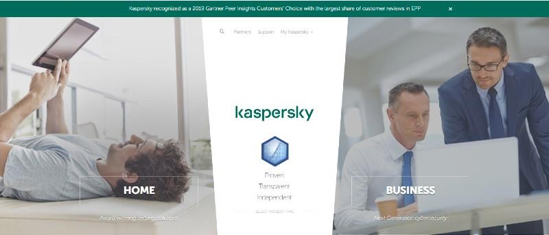 Kaspersky - Best Antivirus Software