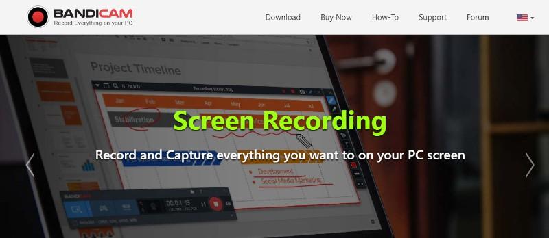 Bandicam - Best Screen Recorders