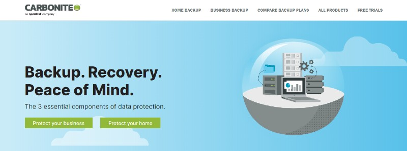 Carbonite - Best Cloud Storage and Online Back-up Systems