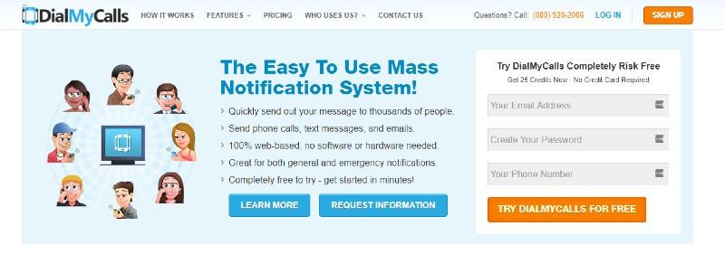 DialMyCalls - Best Text Message Marketing Software