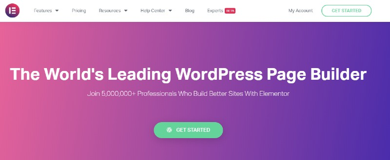 Elementor - Best Landing Page Builders