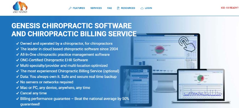 Genesis - Best Medical and Healthcare Practice Management Software