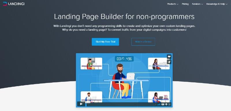 Landingi - Best Landing Page Builders