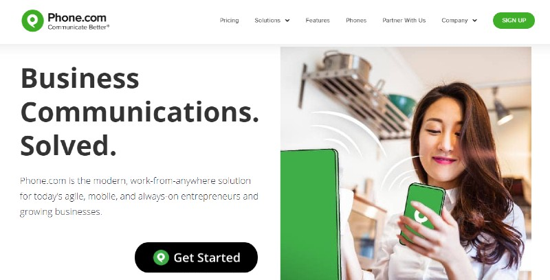 Phone.com - Best VoIP Phone Services