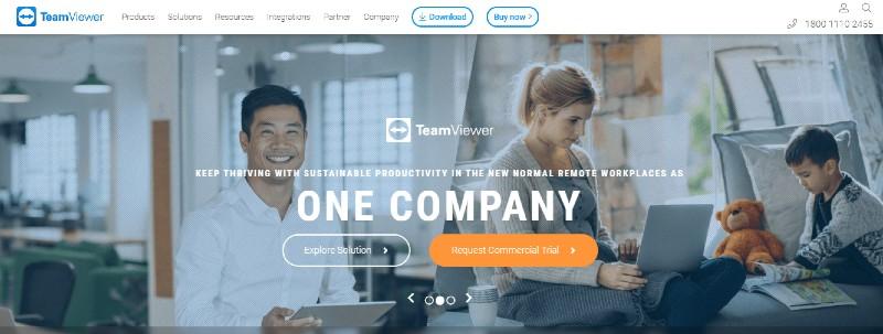 TeamViewer - Best Screen Recorders