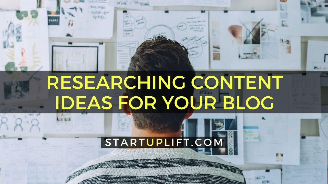 Researching Content Ideas for Your Blog