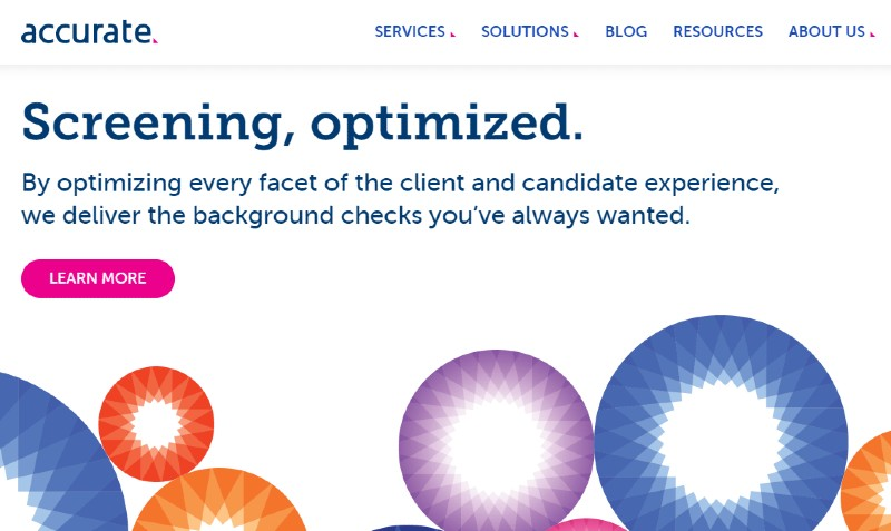 AccurateNow - Best Background Check Companies