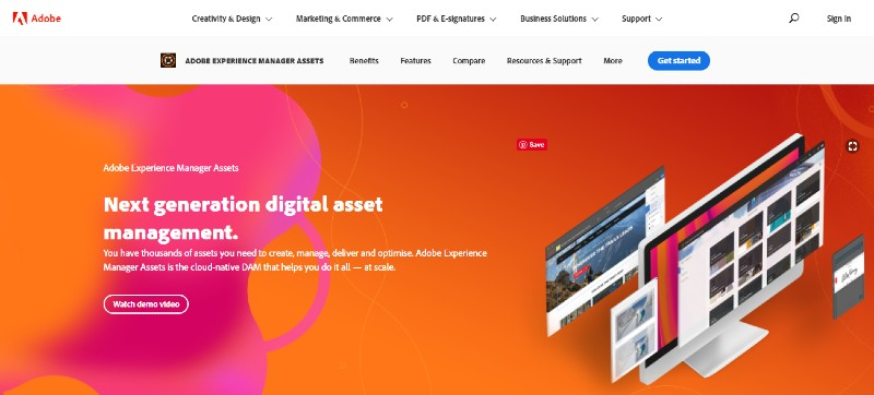 Adobe Experience Manager - Best Digital Asset Management Software