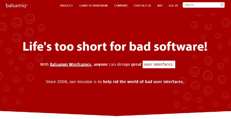 Balsamiq - Best Wireframing and Prototyping and Mockup Tools