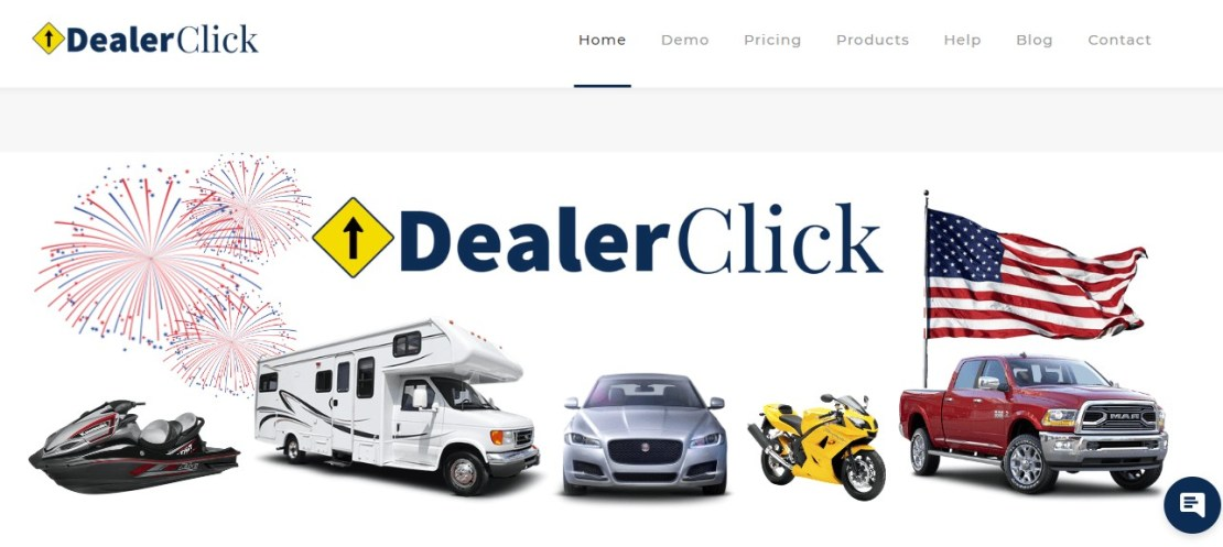 DealerClick - Best Automobile Dealer Software