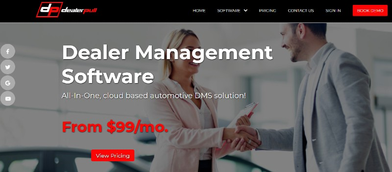 DealerPull - Best Automobile Dealer Software