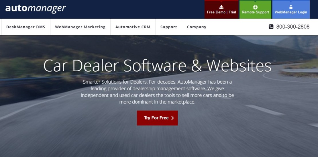 DeskManager - Best Automobile Dealer Software